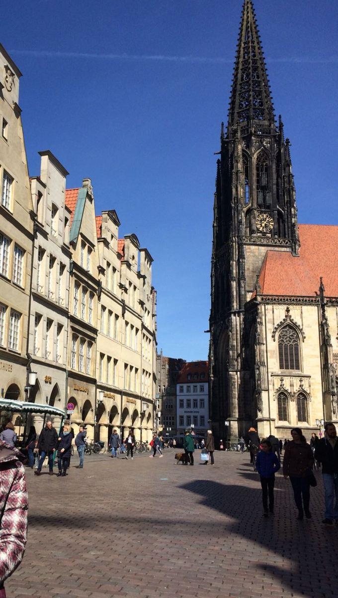 Münster. La città delle biciclette.